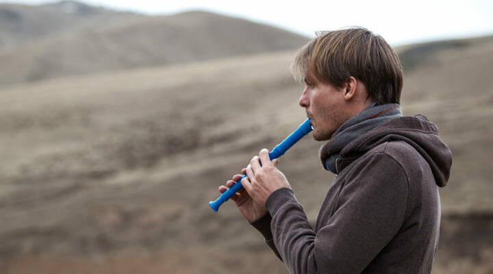 middle-ground-rob-playing-magic-flute-in-central-asia