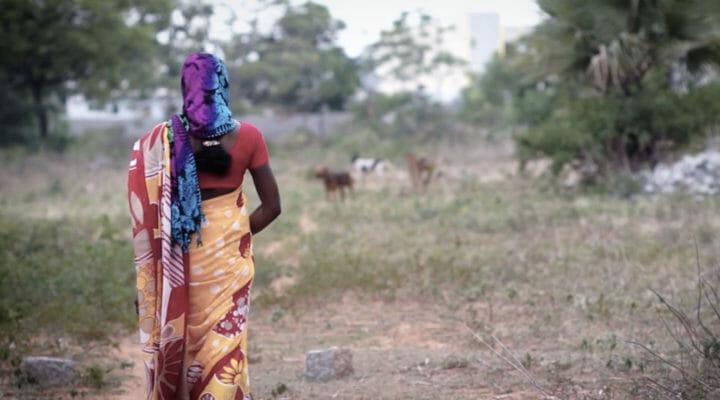 woman walking - rani - South Asia