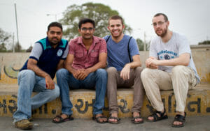 Four guys in the Middle East - join a launch team