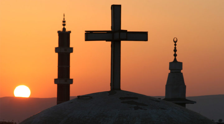 role-in-early-church-cross-crescent-sunrise-post
