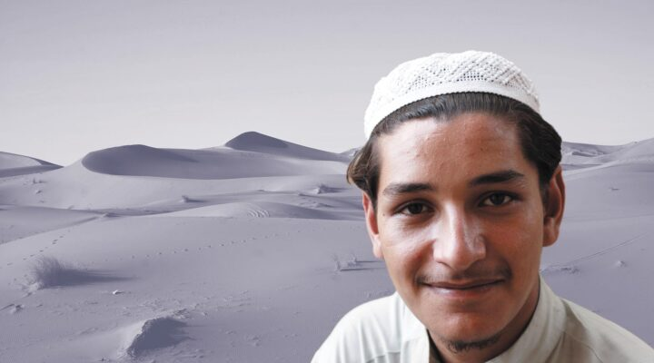 Waymaker Campaign - young Arab man