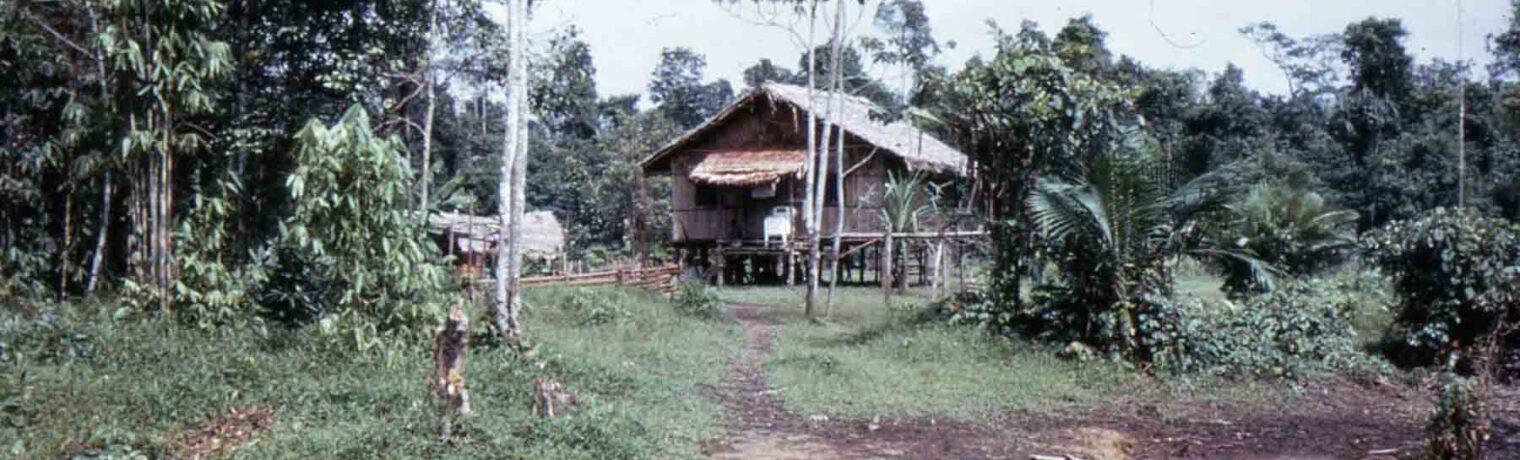The Richardson Home on Kanur