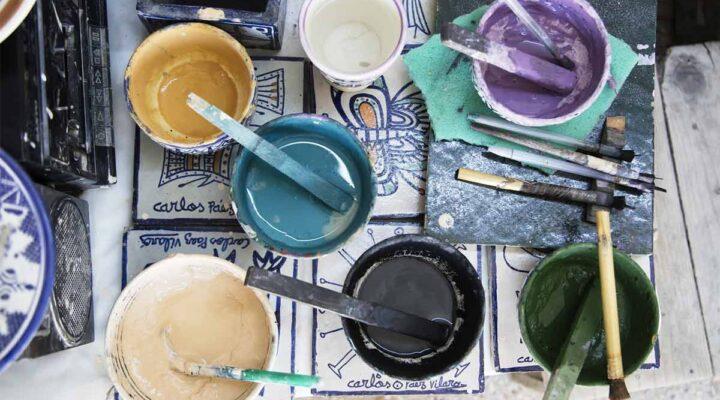 Paints - Lilias Trotter story