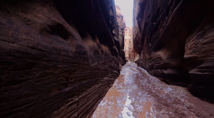 a canyon can feel like a cathedral